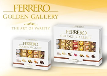 Golden Gallery – The Art of Variety