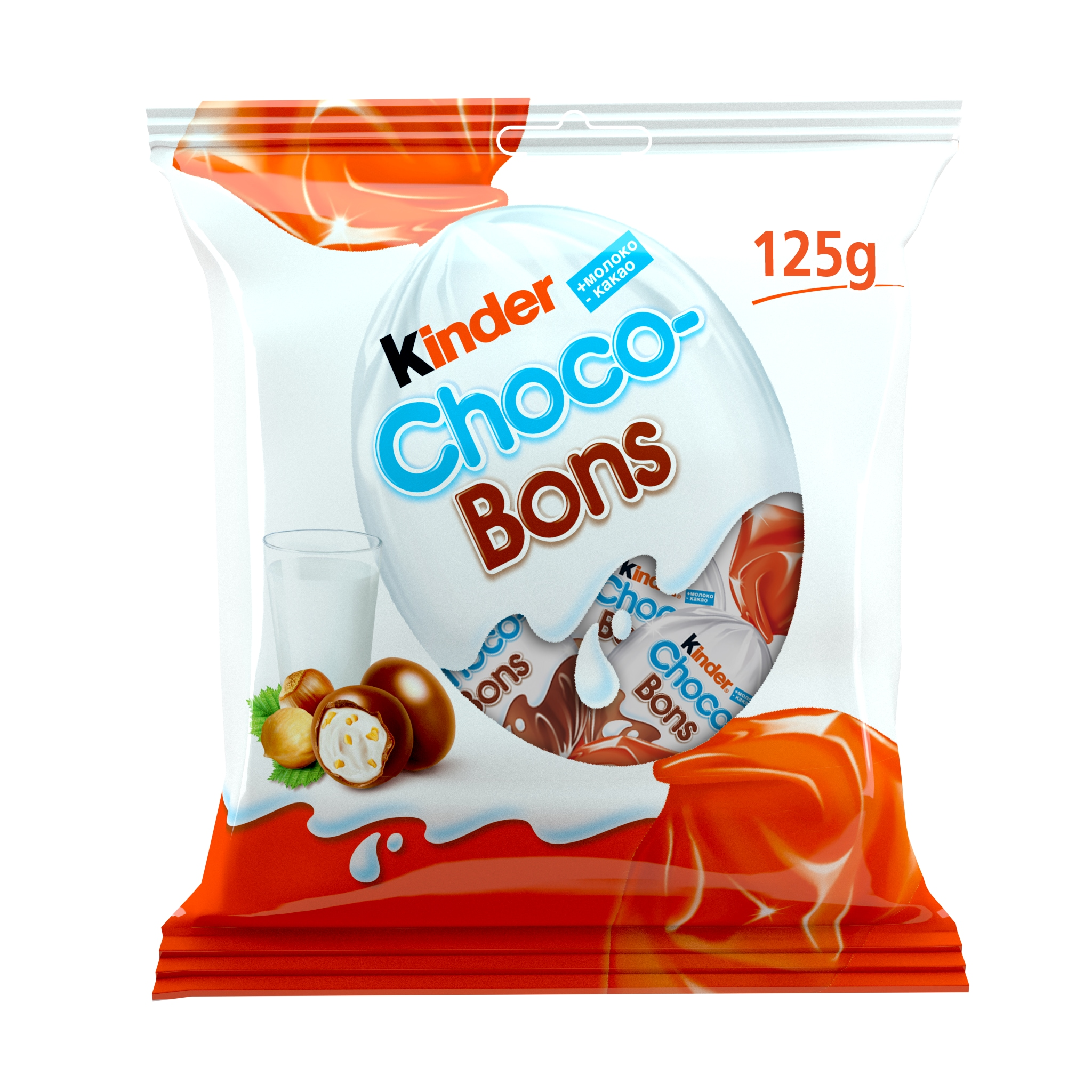 Kinder Choco-Bons 125 г
