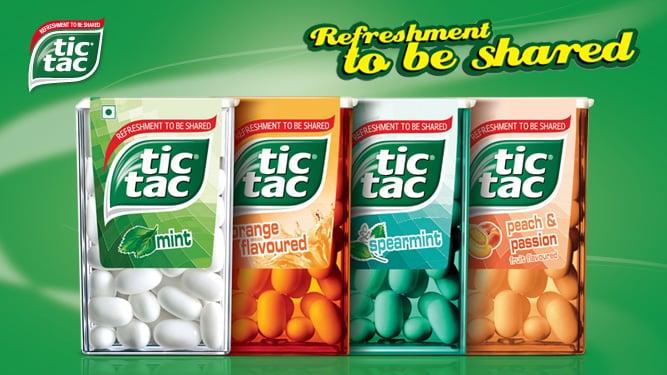 Are tic tacs vegan
