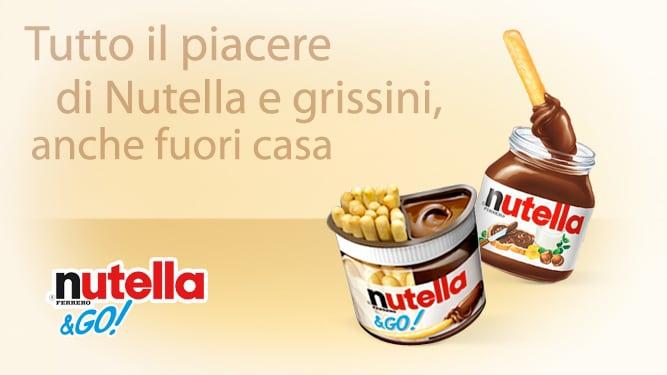 Nutella go 24 pz ebay for Bellissimi disegni di casa dentro e fuori