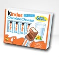 Kinder Chocolate 126g