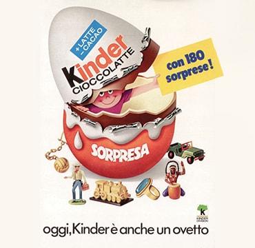 Ferrero Csr Focus On Kinder Sorpresa E Kinder Merendero