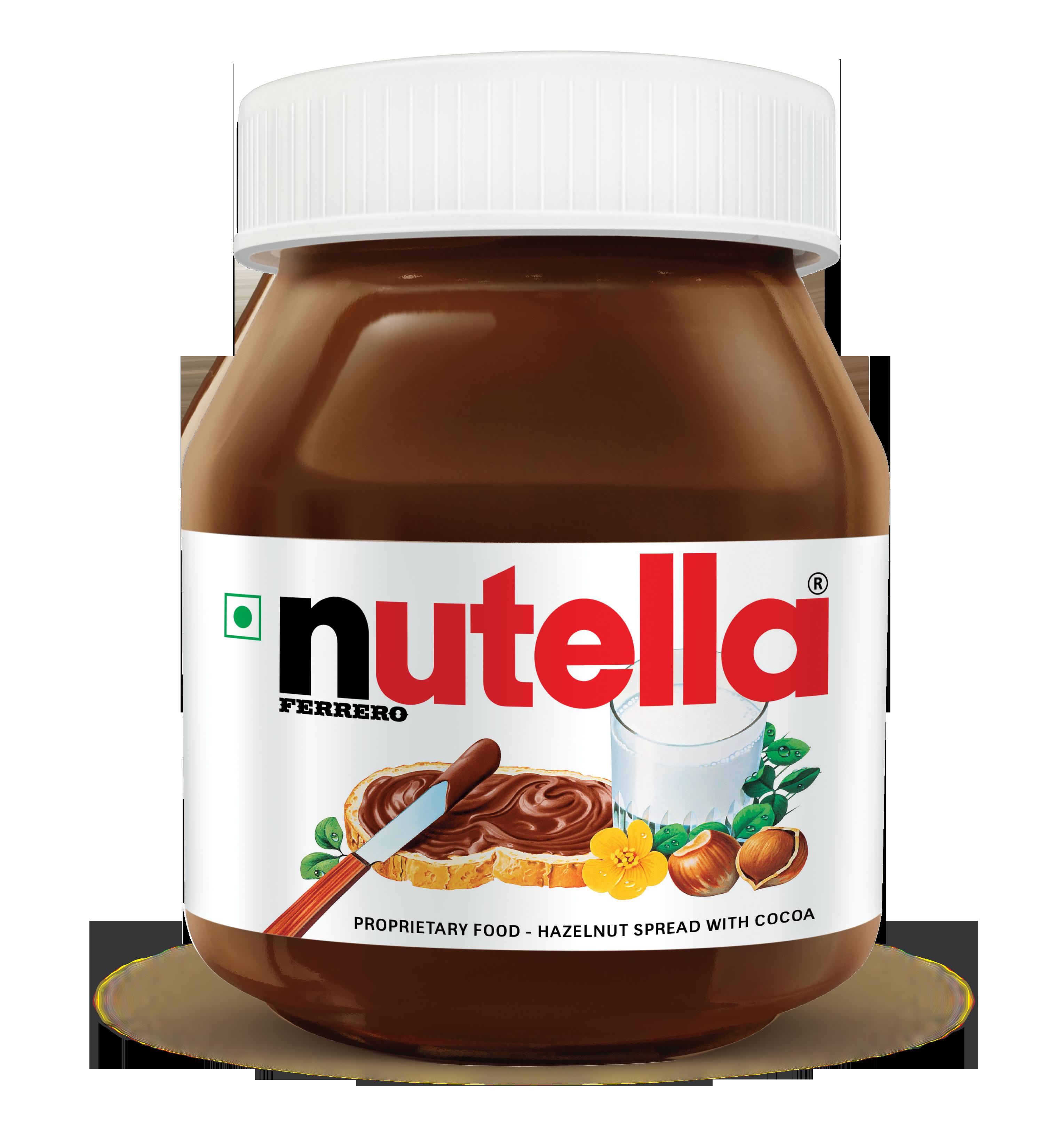 Calories In Chocolate Spread Nutella