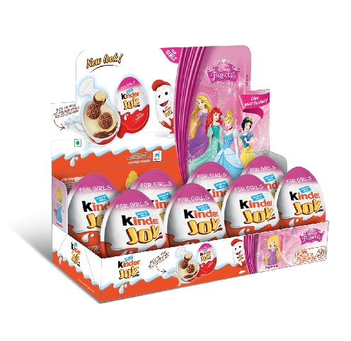 PACK OF 8 <br> FOR GIRLS