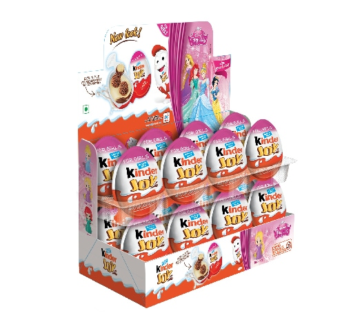PACK OF 16 <br> FOR GIRLS