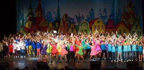 Постоянный партнер бренда Kinder® − Академия Детского Мюзикла отмечает свой 10-летний юбилей!