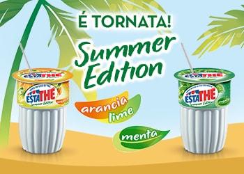 Estathé Summer Edition è tornata!
