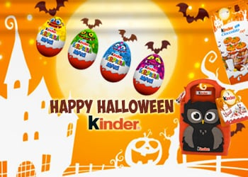 Happy Halloween Kinder