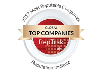 FERRERO 1st FOOD COMPANY IN THE WORLD FOR REPUTATION IN THE RANKING OF THE 100 BEST COMPANIES