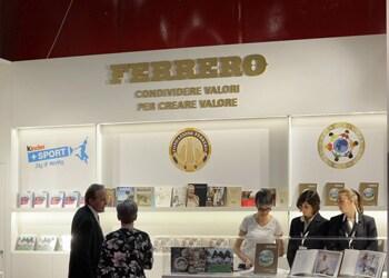 Ferrero partecipa al Salone del Libro per raccontare le proprie iniziative di Responsabilità Sociale d'Impresa