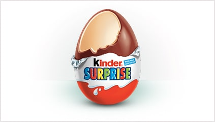 1974<br />Kinder Surprise imbogateste familia Kinder