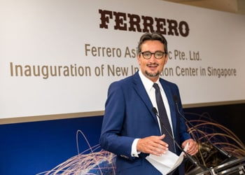 "Ferrero annuncia l'apertura del ""Singapore Innovation Center"""
