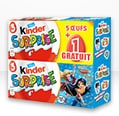 Kinder Surprise T5+1 DC Super Hero Girls