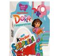 Confezione Dora 4 pz
