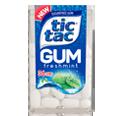 Tic Tac Gum Freshmint 36 confetti