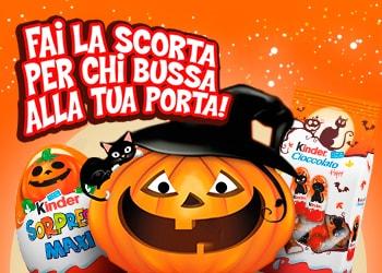 Halloween bussa alla porta: prepara la tua scorta!