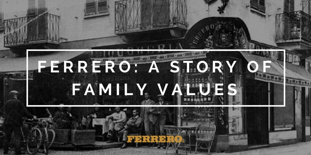 Ferrero: A story of family values