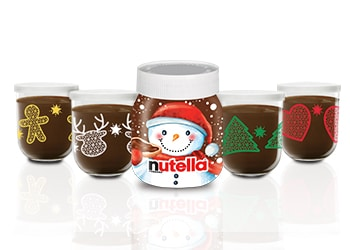 SPREAD HAPPINESS THIS CHRISTMAS WITH NUTELLA