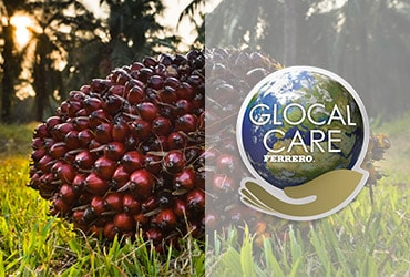 Ferrero awarded for its exceptional commitment to greater sustainability in the palm oil sector