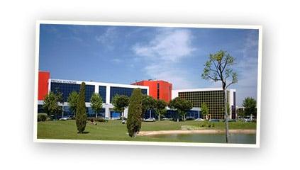 1998<br />Las oficinas de Ferrero Ibérica S.A. se mudan al edificio