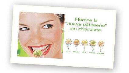 2008<br />Lanzamiento de Ferrero Garden: alta confitería sin chocolate.