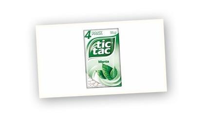 2015<br />Tic Tac, el producto más sorprendente de Grupo Ferrero, llega a España.