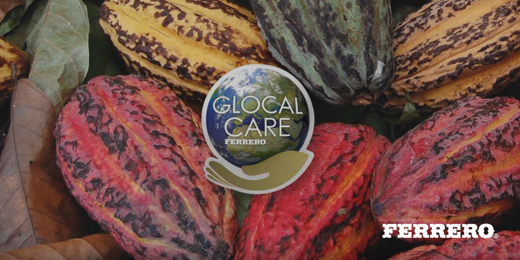Ferrero's corporate responsibility: our journey to 100% sustainable cocoa