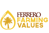 <strong>PALMVRUCHTOLIE </strong><br />100% duurzame palmolie RSPO gecertificeerd als gesegregeerd Bereikt