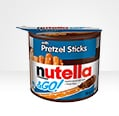 Single Nutella&Go Pretzel 50g