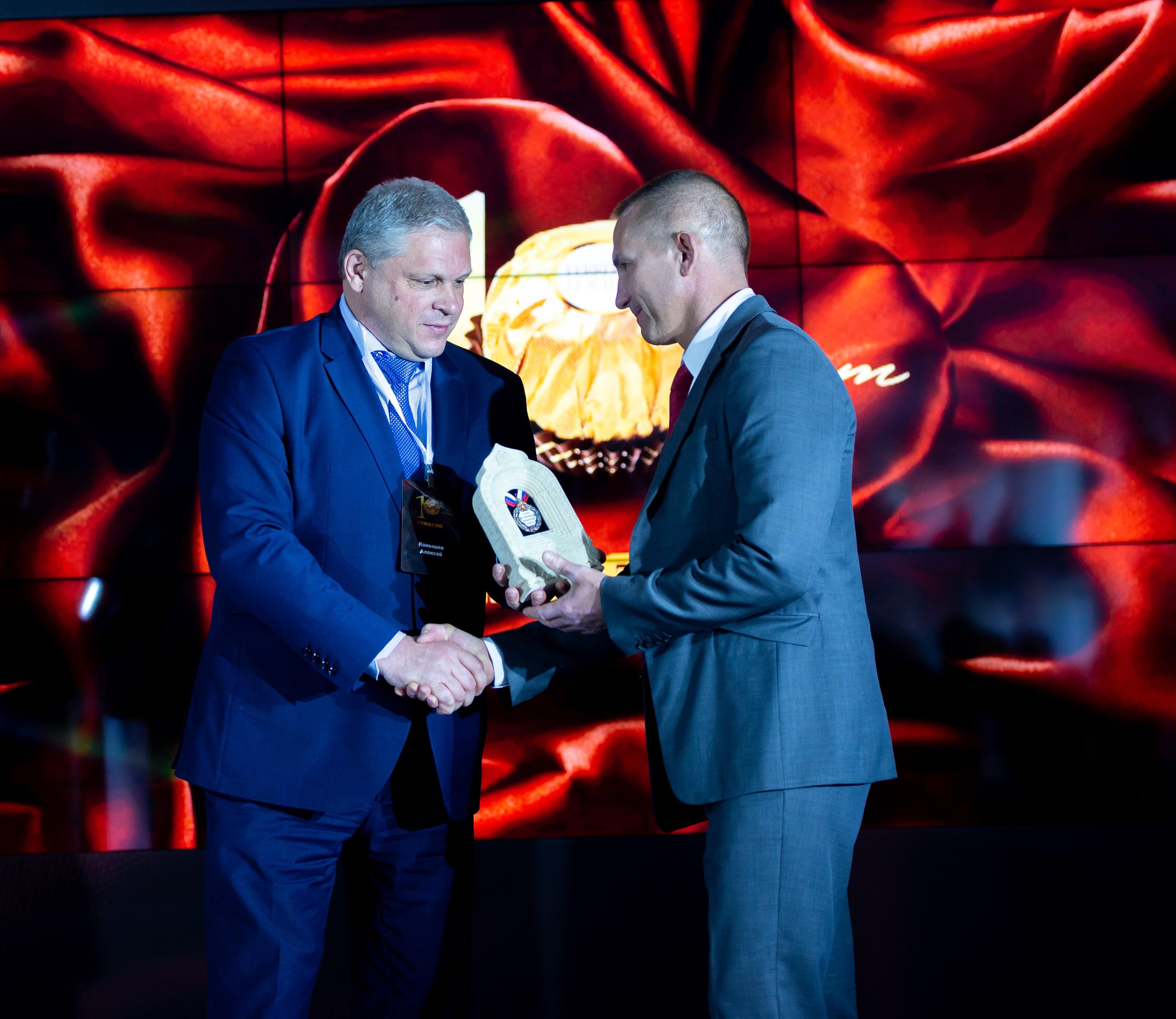10 лет устойчивого развития: кондитерская фабрика Ferrero во Владимирской области отметила первый юбилей