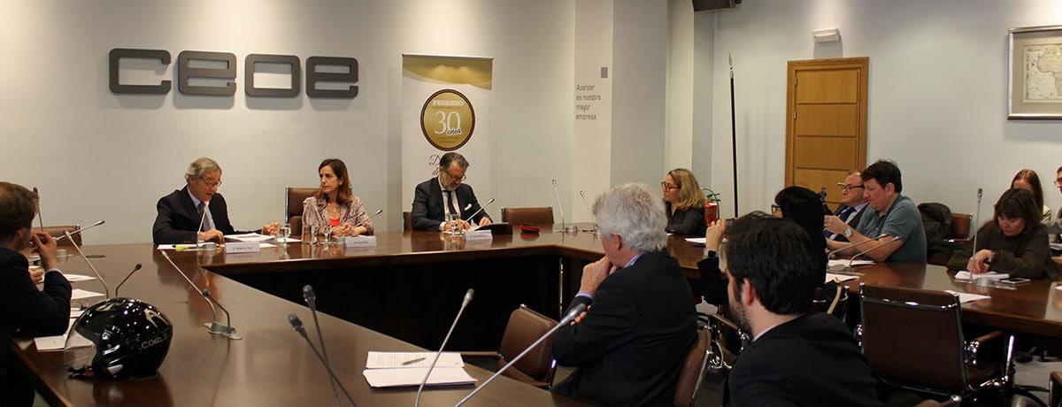 Ferrero Ibérica celebra junto a los medios de comunicación sus 30 años en España