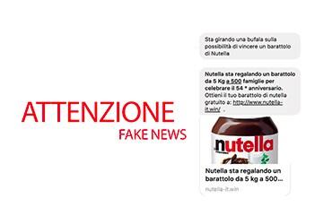 ATTENZIONE!! FAKE NEWS!!