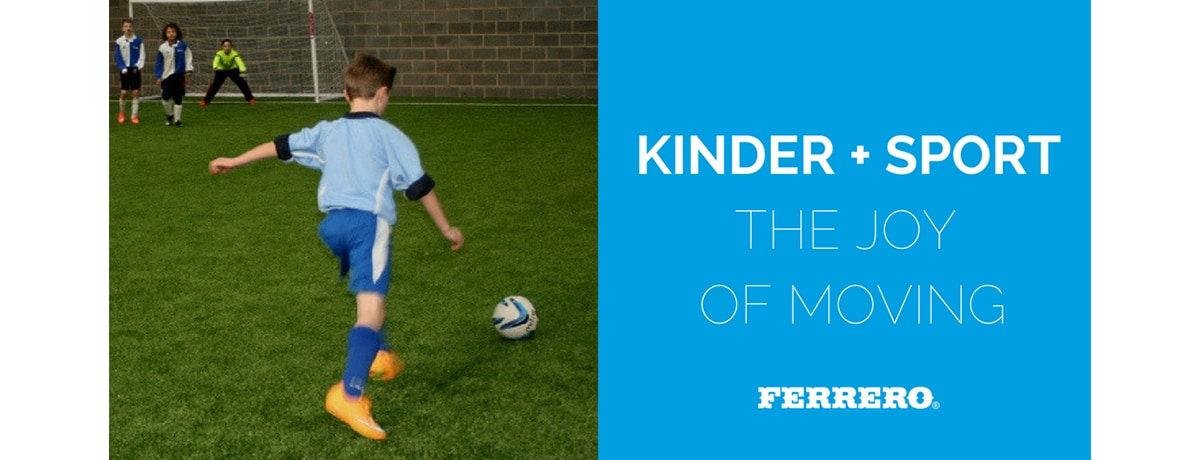 Kinder + Sport: an introduction to our flagship activity programme