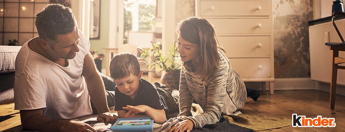 Kinder y la Universidad de Oxford se asocian para desarrollar e investigar acerca del aprendizaje digital