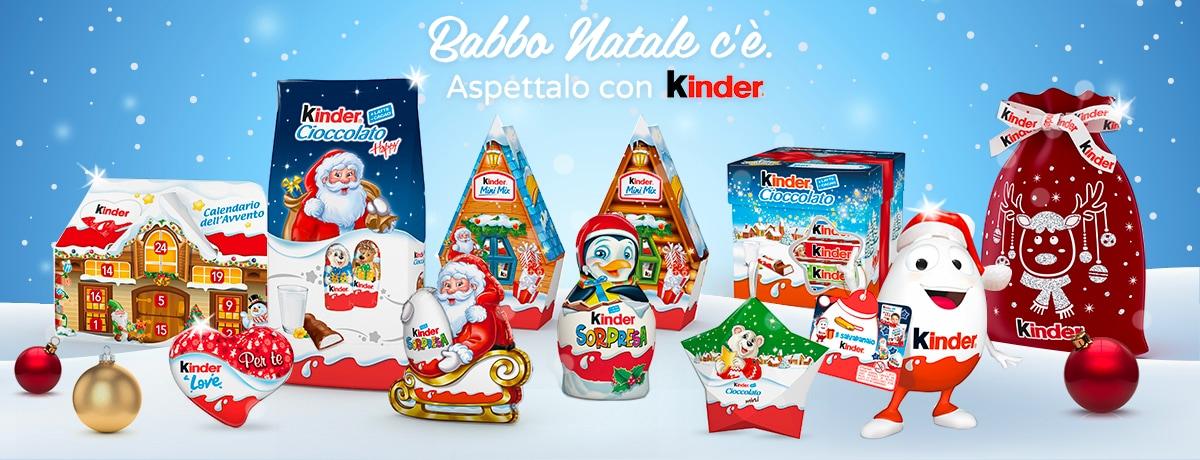 Natale Kinder 2018