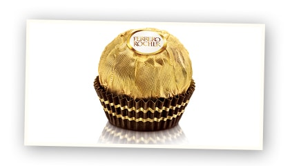 1984 <br />Ferrero Rocher launched