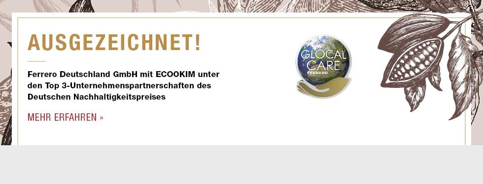 Offizielle Website Von Ferrero Deutschland