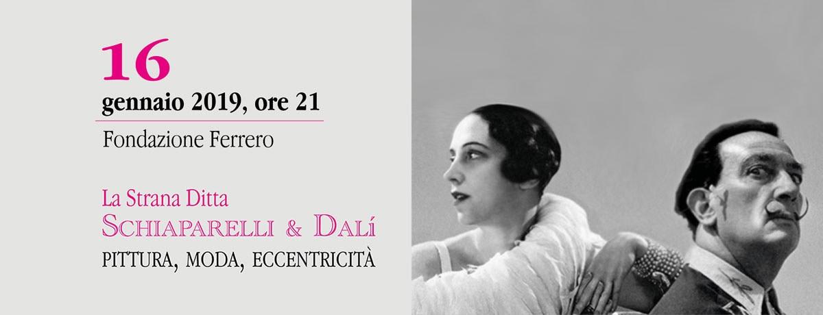 La Strana Ditta Schiaparelli & Dalí. Pittura, moda ed eccentricità