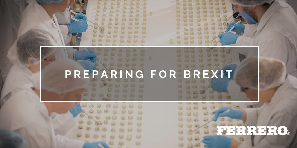 PREPARING FOR BREXIT, WITH OR WITHOUT A DEAL