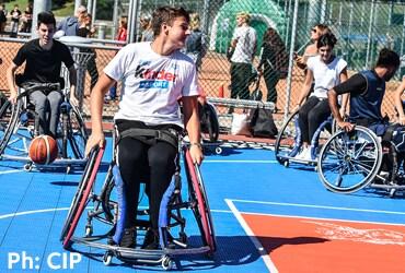 Kinder + Sport nuovo partner del Comitato Italiano Paralimpico