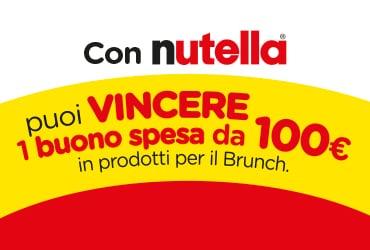 Brunch con Nutella (concorso a premio rivolto al trade )