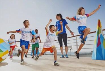 Kinder+Sport e Costa Crociere, insieme per la gioia di muoversi