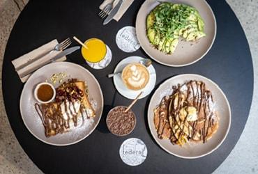 Federal Café y Nutella® proponen el brunch más dulce