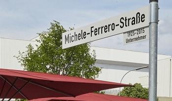 Das Ferrero-Werk in Stadtallendorf bekommt eine neue Adresse
