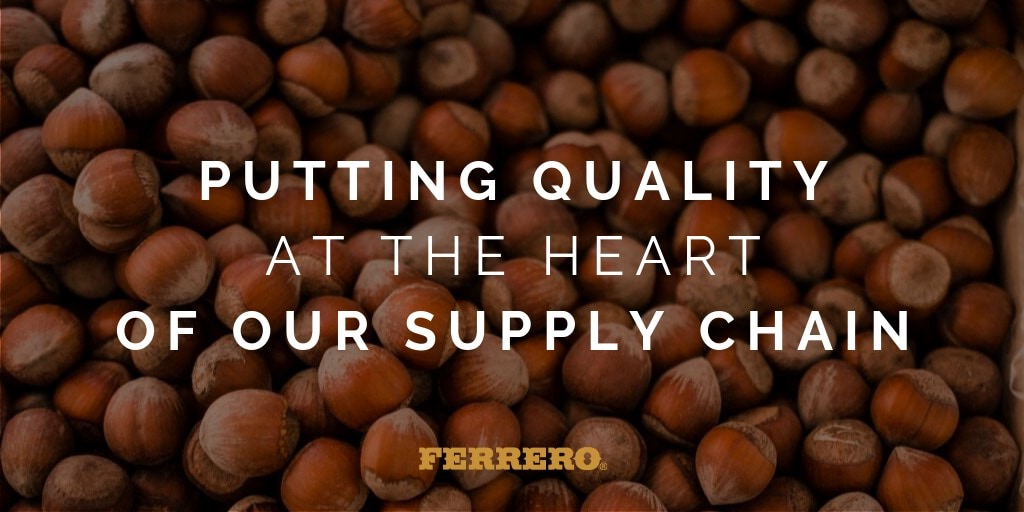 Our commitment to Responsible Hazelnut Farming