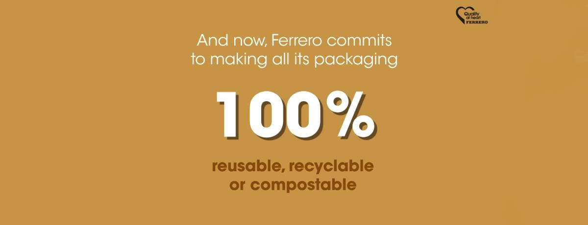 Reducing our environmental impact with an innovative approach to packaging