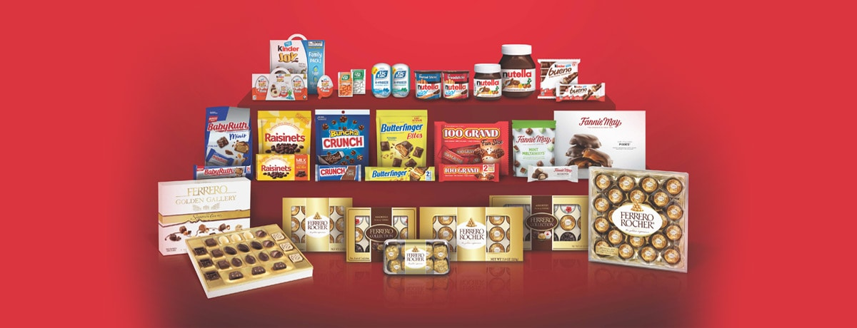 Ferrero Completes Acquisition of Nestlé USA's Confectionary Business