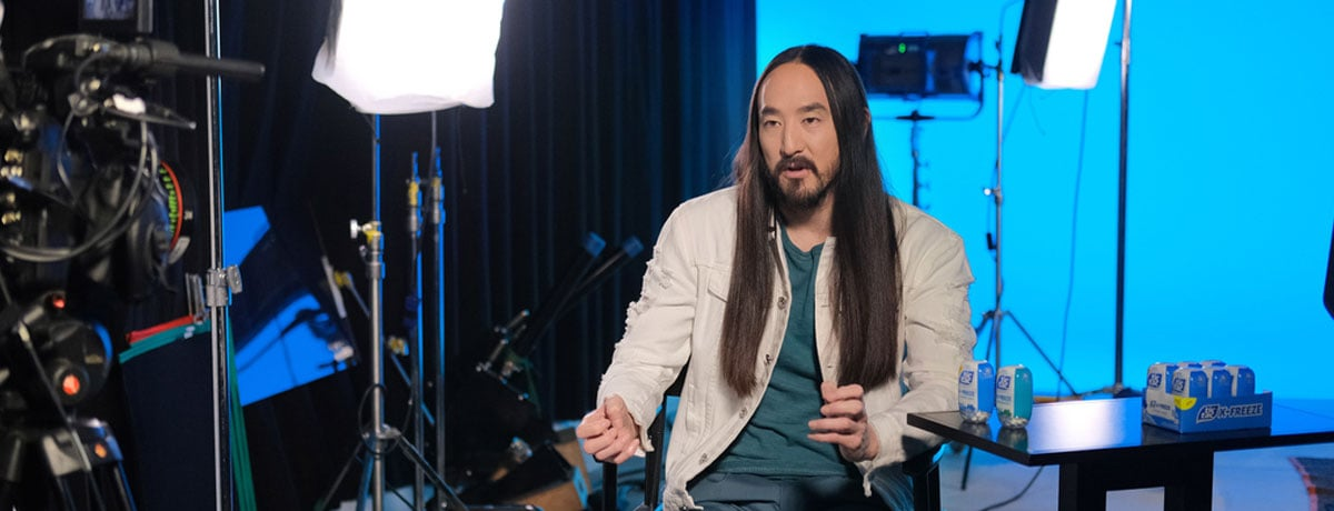 Tic Tac Mints Taps Steve Aoki As Creative Director Of New Tic Tac X-Freeze Digital Campaign