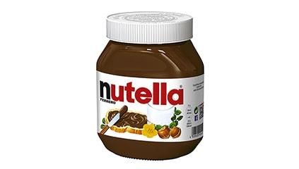 1964: nutella wird erfunden und kommt 1965 auch nach Deutschland