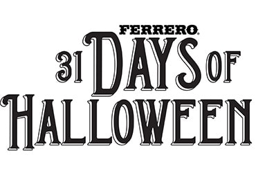 Ferrero's 31 Days of Halloween Inspires Special Moments Throughout October